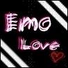emo love icon