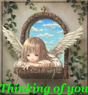 angel thinking of you