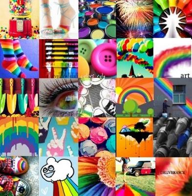 Girls' Stuff Collage